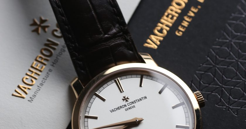 A WEEK ON THE WRIST: VACHERON CONSTANTIN TRADITIONELLE