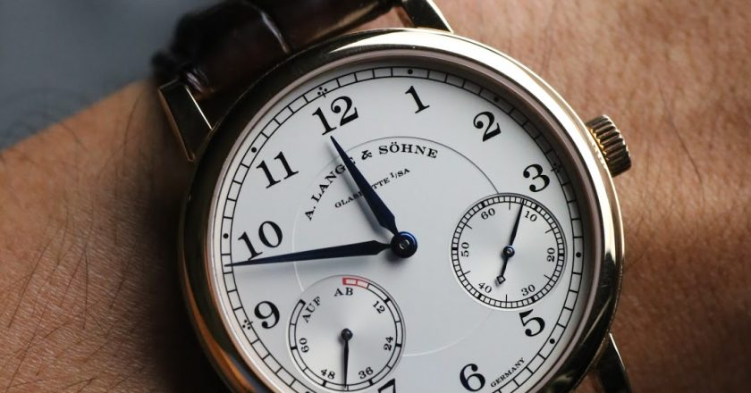 A WEEK ON THE WRIST – A. LANGE & SOHNE 1815 UP/DOWN