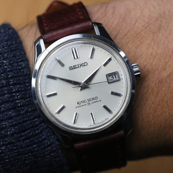 In Depth & Review – King Seiko 4402