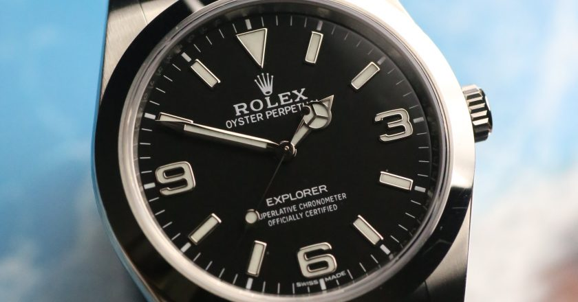 If Bashing Rolex Was A Sport, Would You Be An Elite Athlete?
