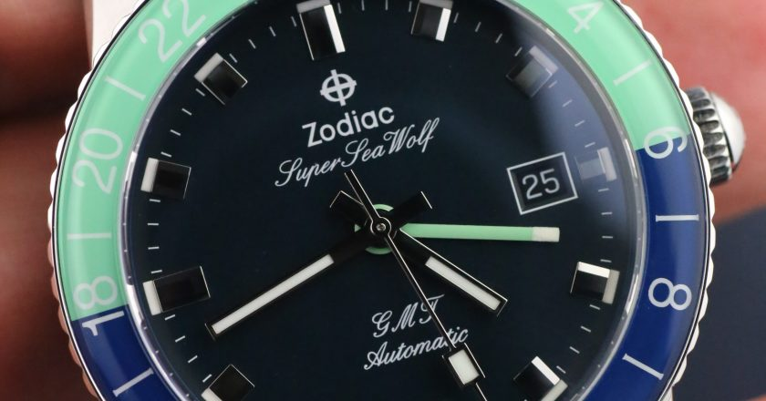 Review – Zodiac Super Sea Wolf GMT