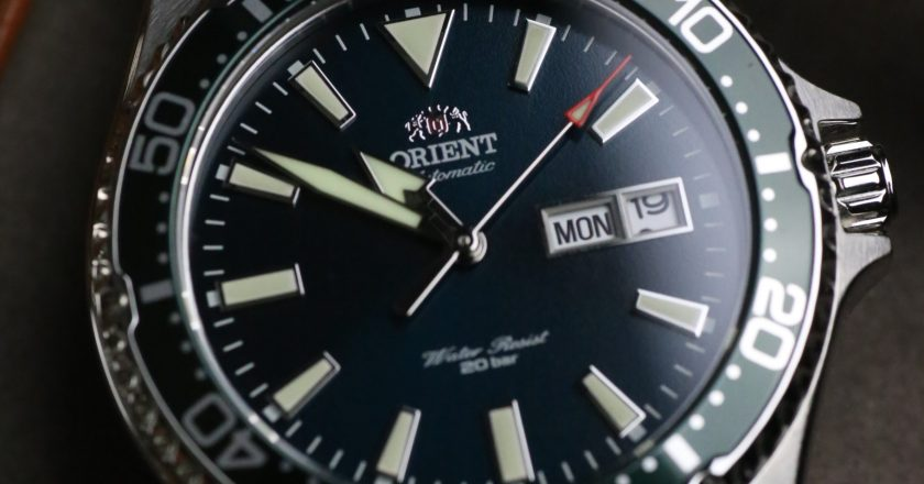 Long Term Review – Orient Kamasu Teal